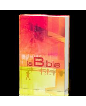 Bible Louis Segond simili cuir rigide