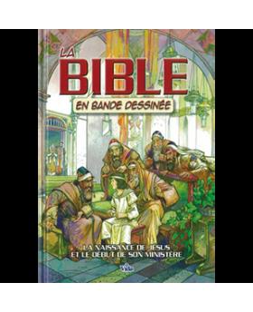La Bible en bande dessinée...