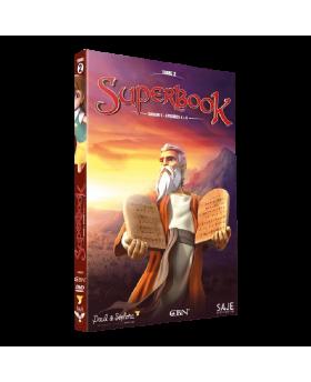 Superbook Tome 2 saison 1 (épisode 4 à 6)