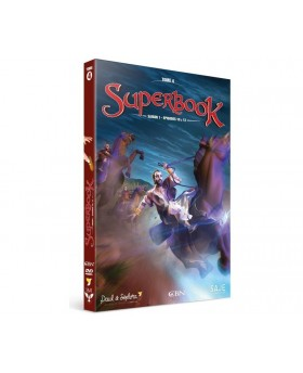Superbook - Tome 4 saison 1...