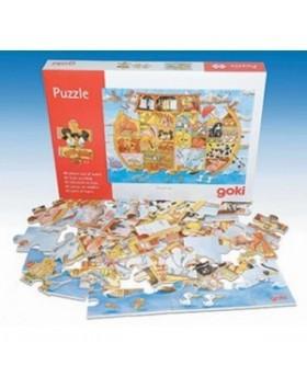 Puzzle carton Moïse (36pièces)30x23cm