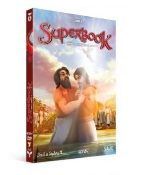 Superbook Tome 5 saison 2 (épisode 1 à 3)