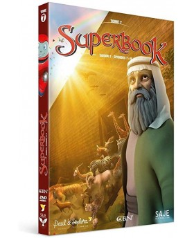 Superbook Tome 7 saison 2...