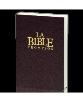 Bible Thompson cartonnée