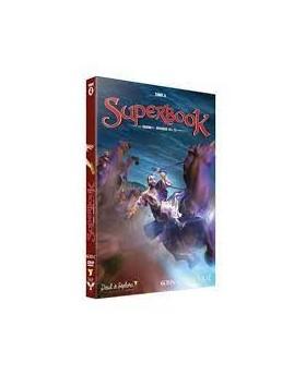 Superbook - Tome 4 saison 1 épisode 10 à 13