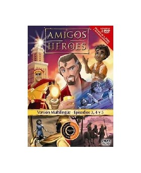 Amigos y Héroes épisodes 3,...
